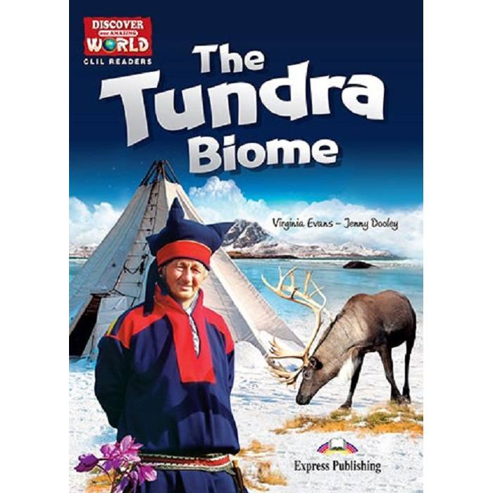 The Tudra Biome - Book Reader +Cross Platform Application (B2 Level)