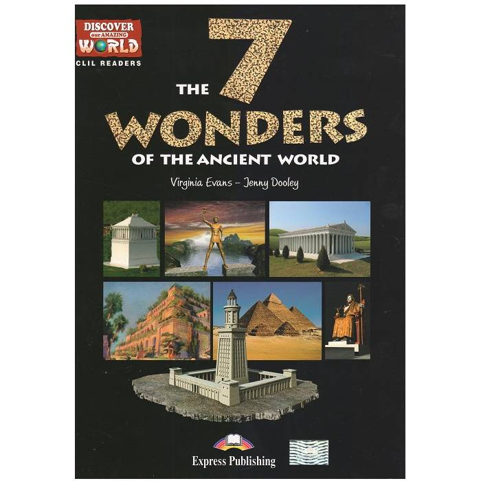 The 7 Wonders Of The Ancient World - Book Reader +Cross Platform Application (B2 Level)