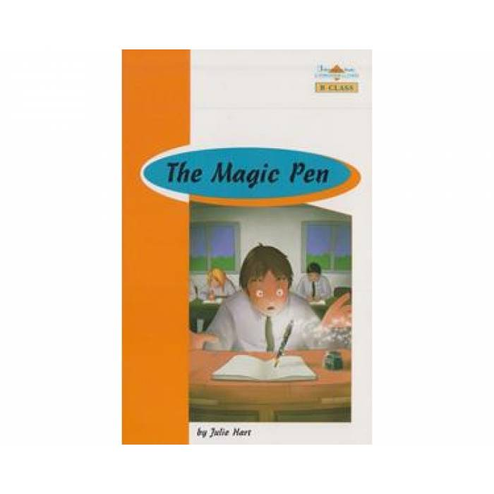 Magic Pen - Book Reader & Glossary & Answer Key (B Class)