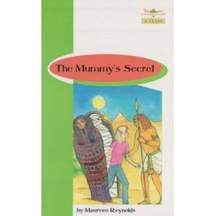 Mummy's Secret - Book Reader & Glossary & Answer Key (A Class)