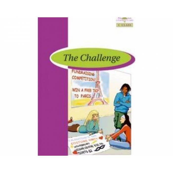 The Challenge - Book Reader & CD & Glossary & Answer Key (C Class)