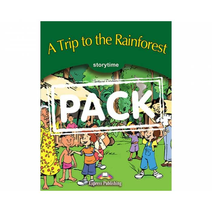 A Trip To The Rainforest - Reader (Pupil's Book + Multi-ROM PAL)