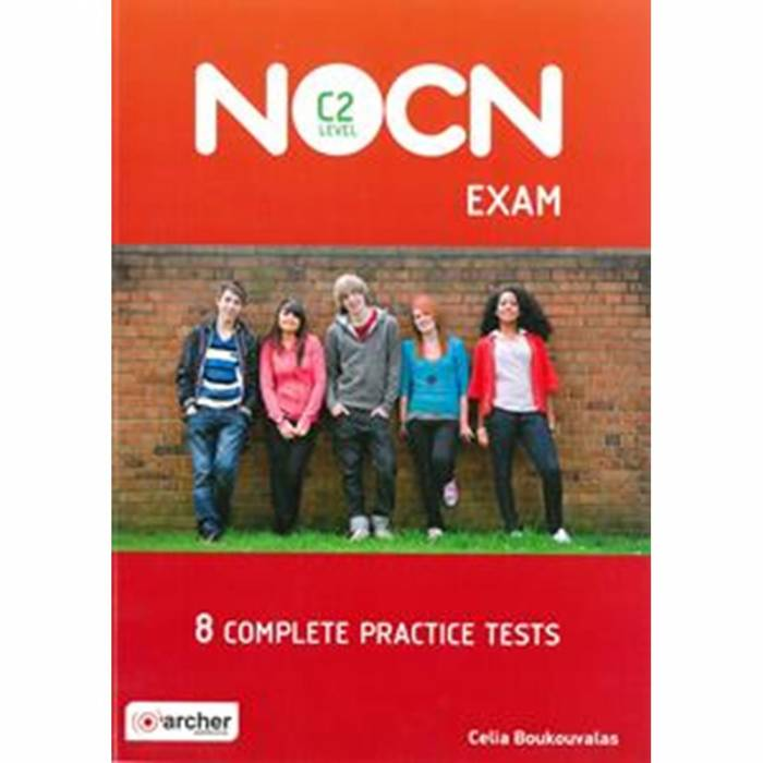 NOCN Exam C2 Level 8 Complete Practice Tests - Student's Book (Βιβλίο Μαθητή)
