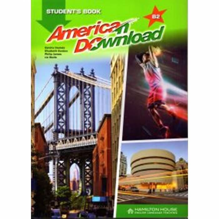 American Download B2 - Student's Book (Βιβλίο Μαθητή)