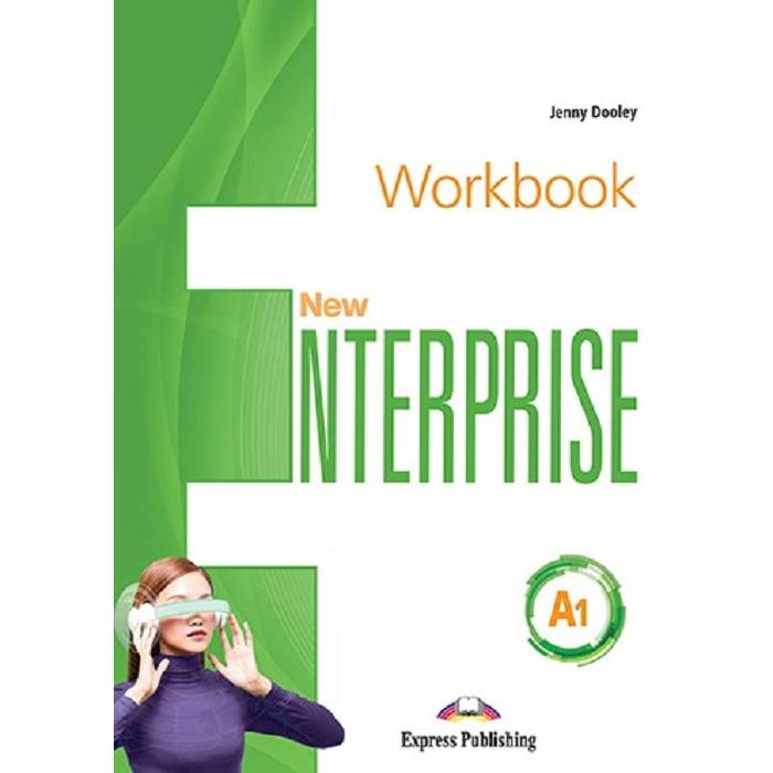 New Enterprise A1 - Workbook (With Digibooks App)