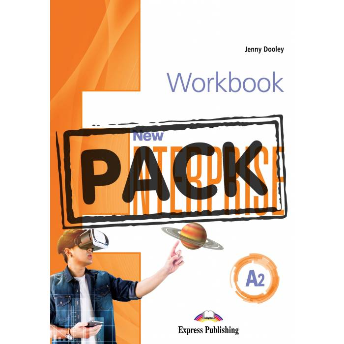 New Enterprise A2 - Workbook (With Digibooks App)