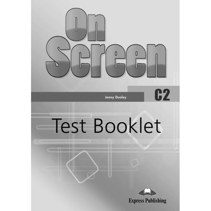 On Screen C2 - Test Booklet