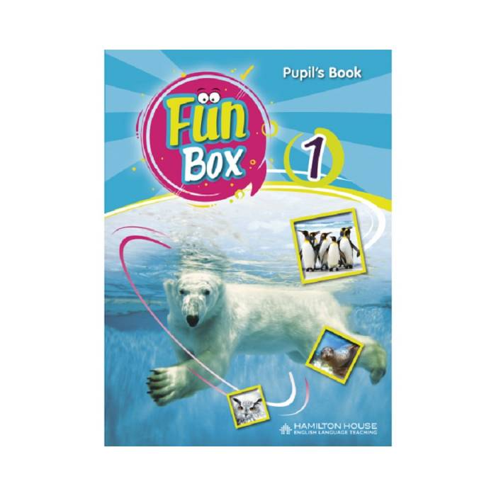 Fun Box 1 - Student's Book
