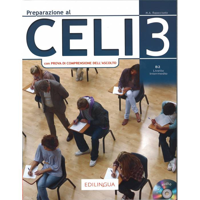 Preparazione Al Celi 3 (B2 Intermedio) - Studente (+Audio Cd)