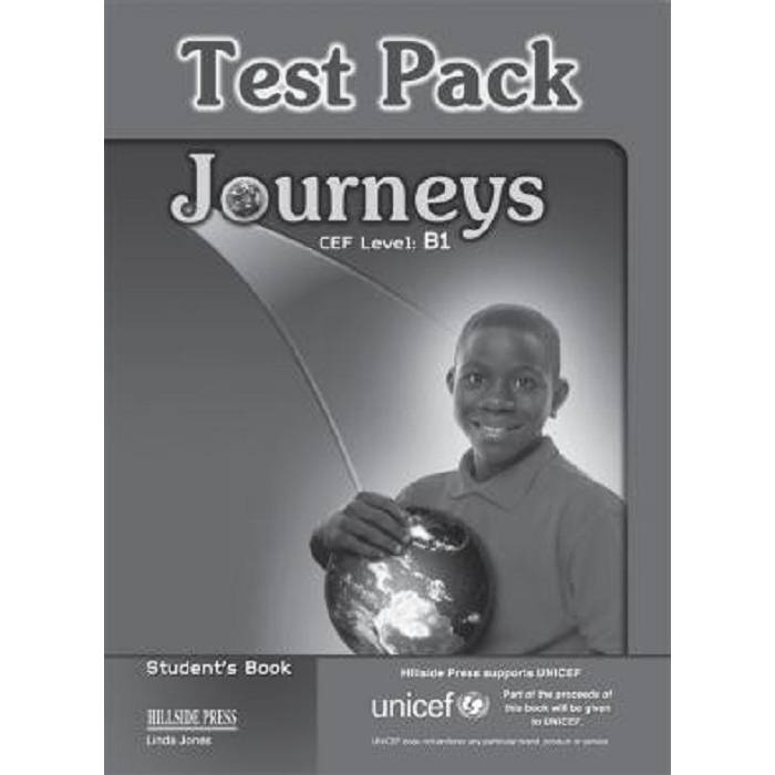 Journeys B1 - Test Pack