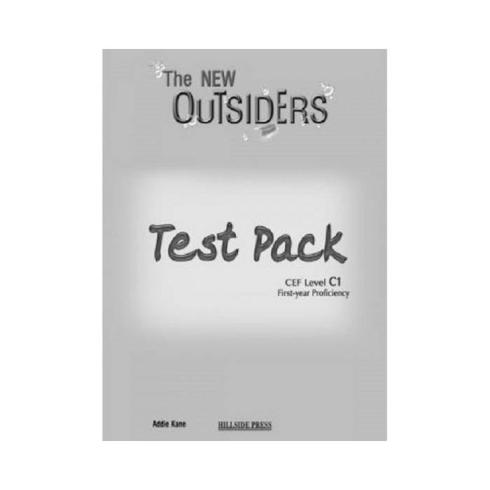 The New Outsiders C1 - Test Pack