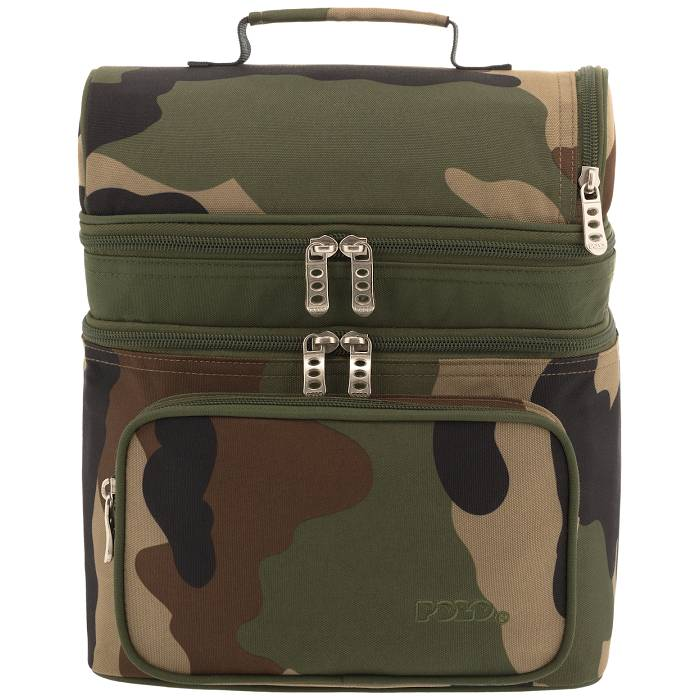 Polo Τσαντάκι Φαγητού Double Cooler Camo