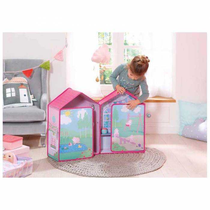 Zapf Σπίτι Baby Annabell Bedroom