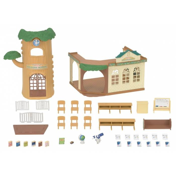 Sylvanian Families 5105 Country Tree School