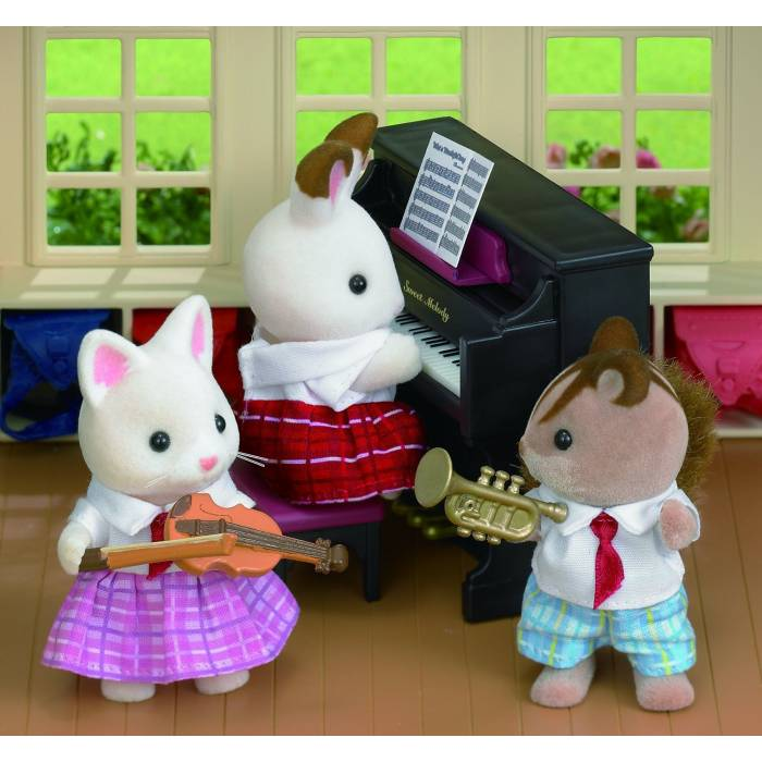 Sylvanian Families 5106 School Music Set
