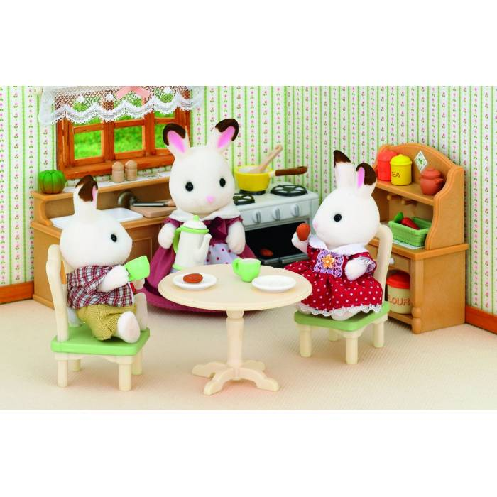 Sylvanian Families 5033 Dining Room Set